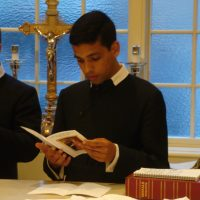 Br Shawn Murphy, Brisbane Oratory-in-Formation, graduate