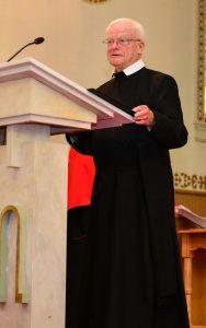 Fr. Robinson