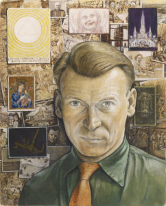 Self-portrait 1957